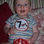 Brady at 7 Months