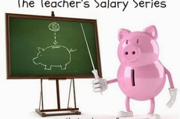 The Teacher's Salary Series: Tithing/Giving