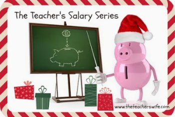 The Teacher's Salary Series: Budgeting for Christmas