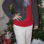 Frugal Fashion Friday – Christmas Eve Outfit