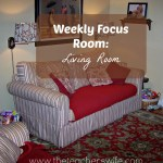 Weekly Focus Room:  Living Room