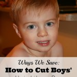 How to Cut Boys' Hair