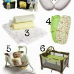 My Favorite Baby Items {0-3 Months}