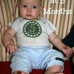 Davis at 5 Months