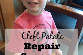 Cleft Palate Repair Surgery: 2 Years Later