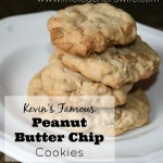 Kevin's Famous Peanut Butter Chip Cookies