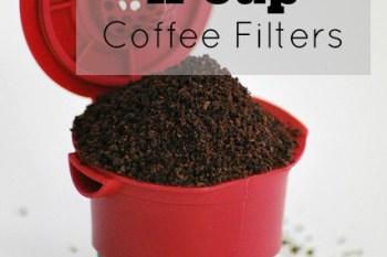 Ways We Save: Reusable K-Cup Filters