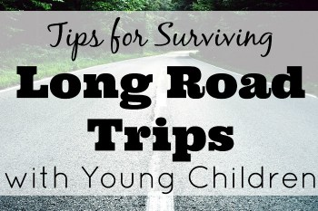 Tips for Surviving Long Road Trips with Young Children