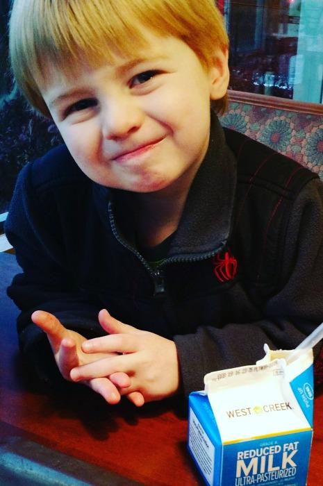 Brady at 4 Years