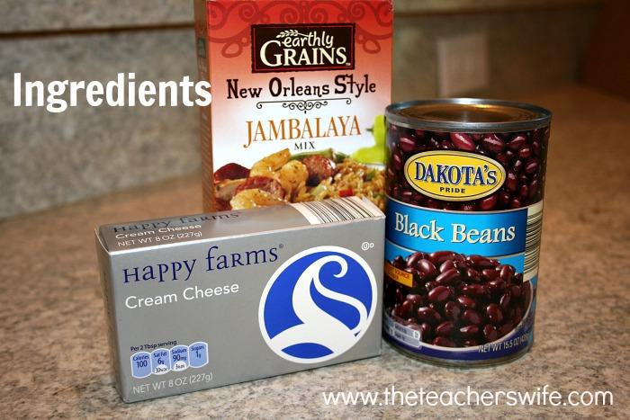 Creamy Beans & Rice