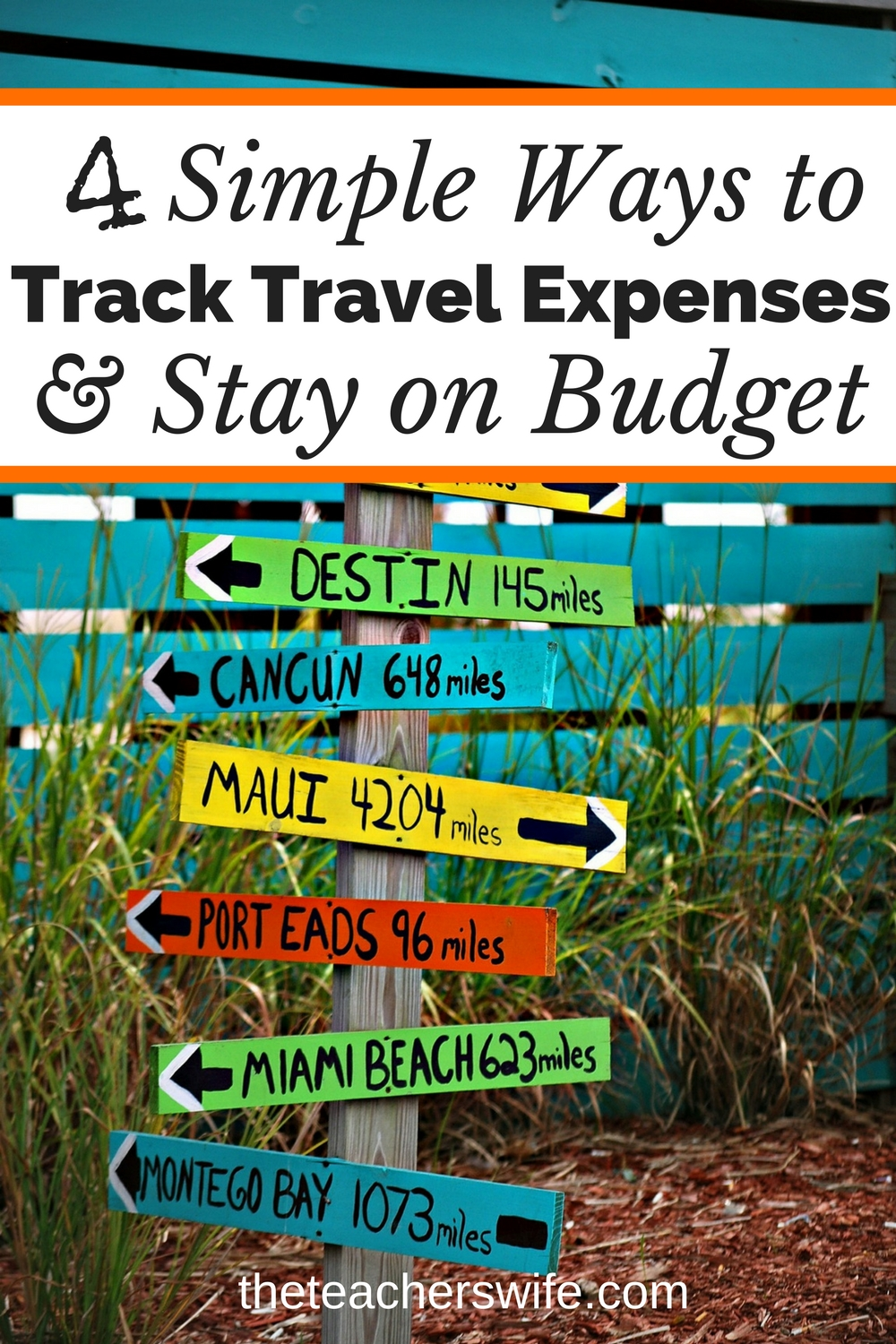Track travel expenses and enjoy your time away guilt-free! Find out 4 methods that are simple and easy!