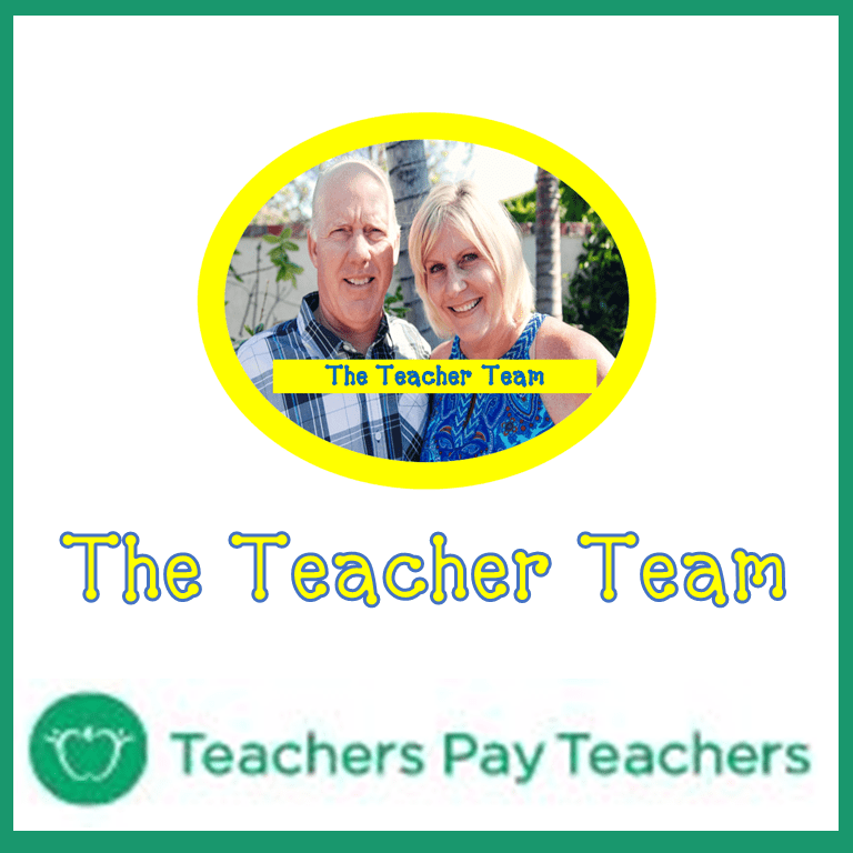 Check Out Our Teachers Pay Teachers Store!