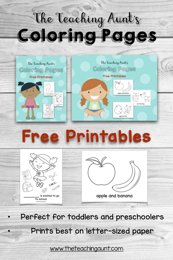 Benefits Of Coloring Activity For Toddlers And Preschoolers
