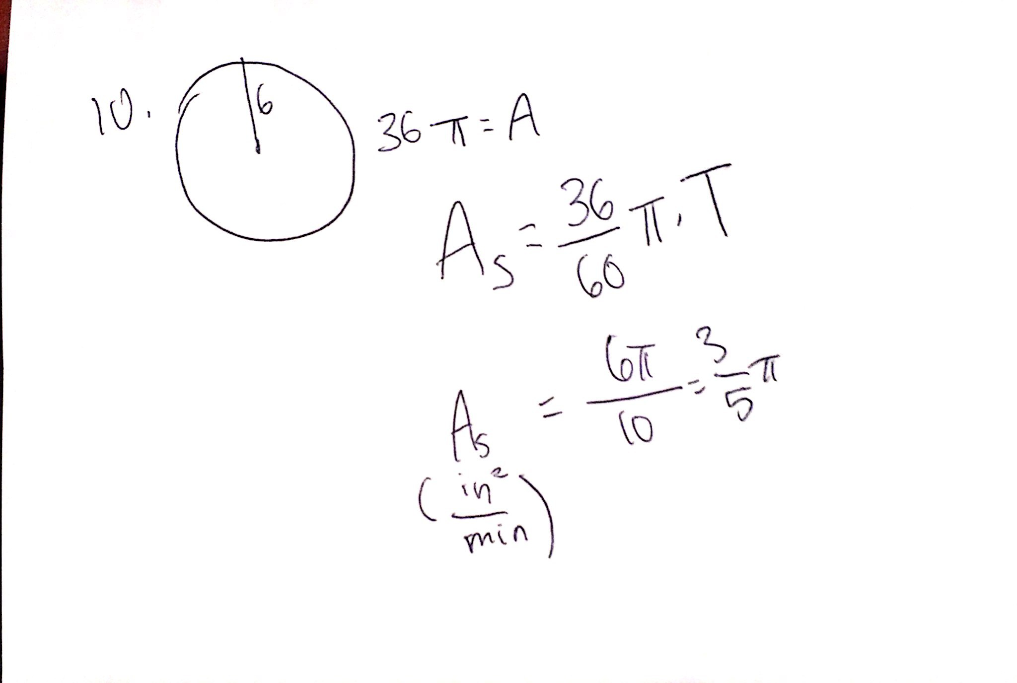 Apcalc Lesson 12 Related Rates