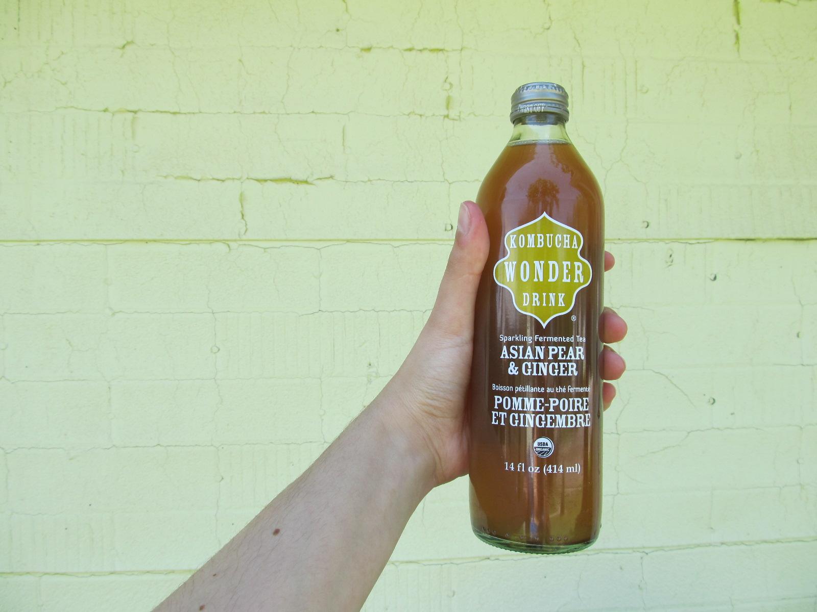 Asian pear ginger tea Thanks! Bravo