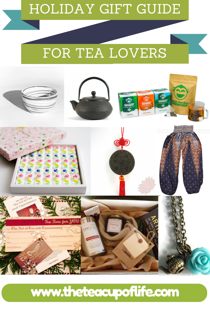 The Ultimate Holiday Gift Guide for Tea Lovers