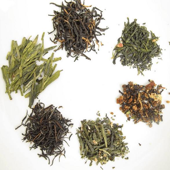 Toronto Tea Festival Taster Box