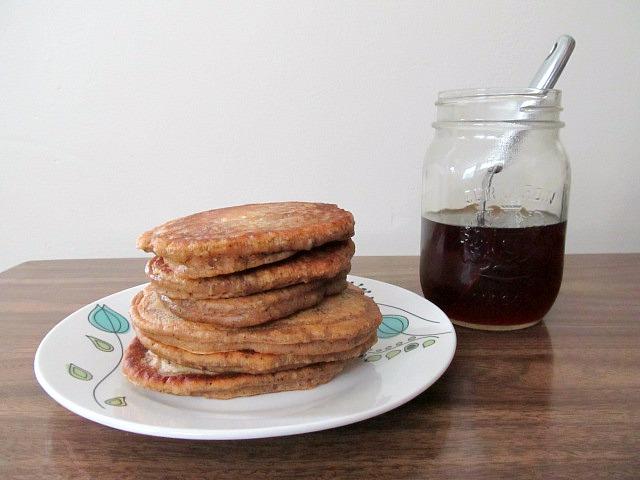 Tea Pancakes