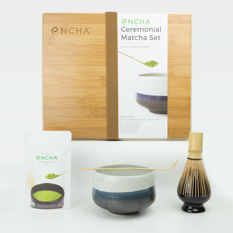 Encha Matcha Box Set