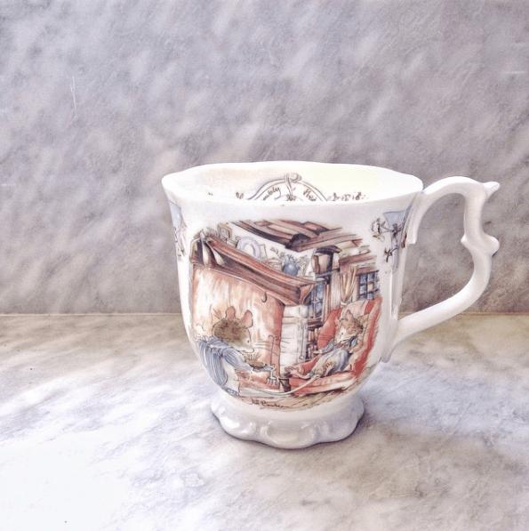 Teacup #1