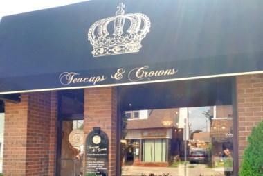 teacups & crowns