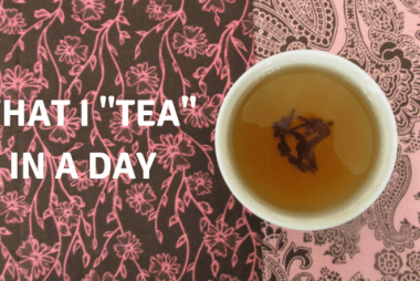 tea in a day