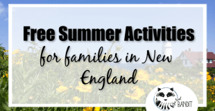 Summer in New England doesn't have to be expensive. Find out some of our favorite free summer activities for families here.