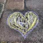 Chalk Heart May 25 2014
