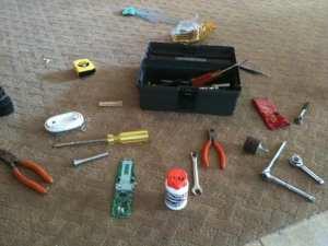 Thomas Fixing Stuff 5.10.13