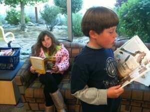 Thomas and Lillian Library May 26 2012