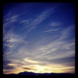Sunset 2.14.14