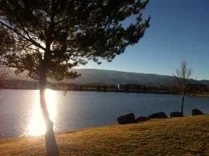 Walk with Thomas Vintage Lake 2.19.16