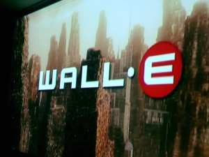 Wall E Movie 4.29.17