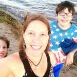 Washoe Lake Sunset Walk Team TLC 7.2.17 #1