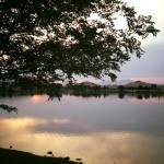 Sunset Walk with Thomas Vintage Lake 8.4.17 #6