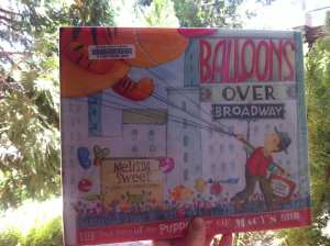 Balloons Over Broadway Book 2017