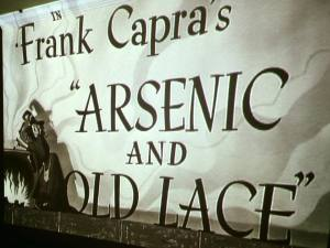 Arsenic and Old Lace Movie 10.24.17