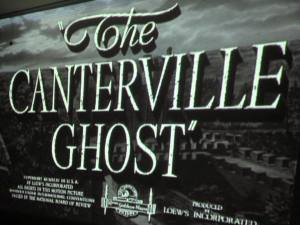 The Canterville Ghost Movie 10.28.17