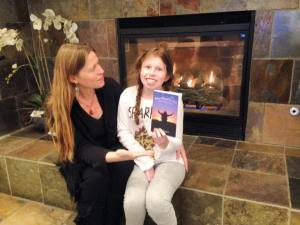 Camilla and Lillian with Where Would You Fly Book 12.22.17