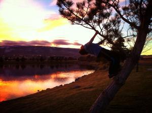Sunset Walk Vintage Lake TLC 11.19.15 #4