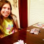 Princess Puzzles with Lillian 2.18.18 #2
