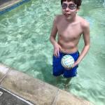Homeschool Swim Day Thomas 3.23.18 #1