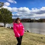 Lillian and Camilla Walk Vintage lake 3.25.18 #2