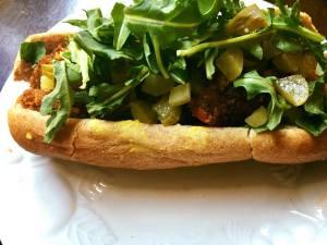 Vegan Hot Dog 4.12.18