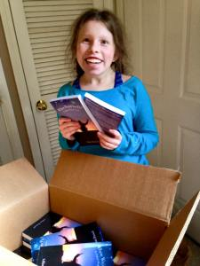 Lillian Getting First Order of Books Where Would You Fly 1.24.18 #1