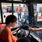 Thomas and Camilla April 2018 Date Day Kids on Big Rigs 4.28.18 #6
