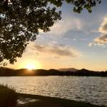 Sunset Walk with Thomas Vintage Lake 6.6.18 #6