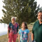 Team TLC and Romano Duo and Robert Sunset Walk Vintage Lake 6.11.18 #6