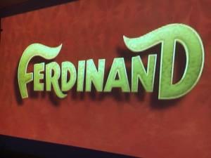 Ferdinand Movie 7.7.18