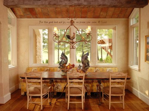 Seasons For All At Home: Country Rustic Decor